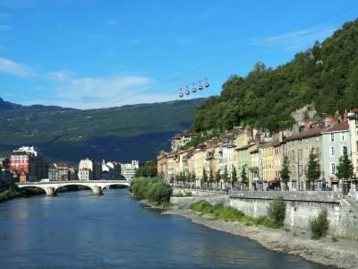 Toutes les raisons de vivre à Grenoble