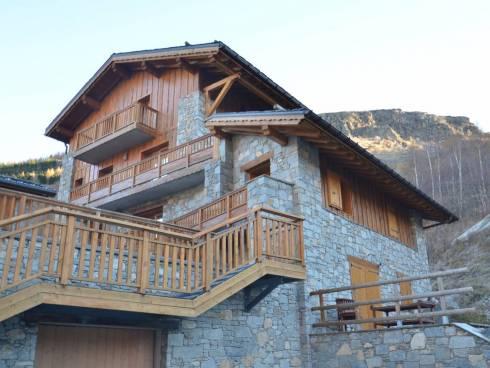 Appartement Saint-Martin-de-Belleville Les Villages de St Martin CHALET LES PIPPINS