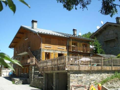 Appartement Saint-Martin-de-Belleville Les Villages de St Martin CHALET BLANCHE