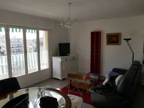 Appartement f3 avec Garage ,Cannes proche bord de Mer,Viager Libre