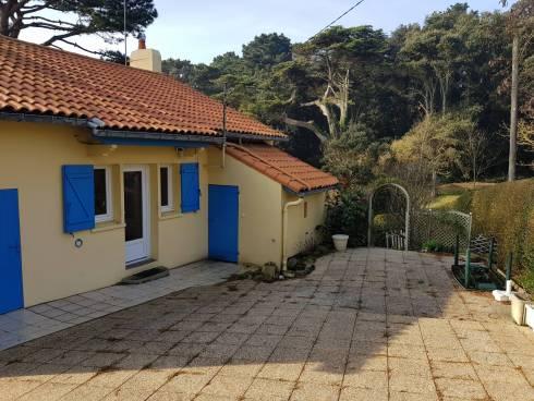 Maison, splendide vue mer St MARC- St NAZAIRE