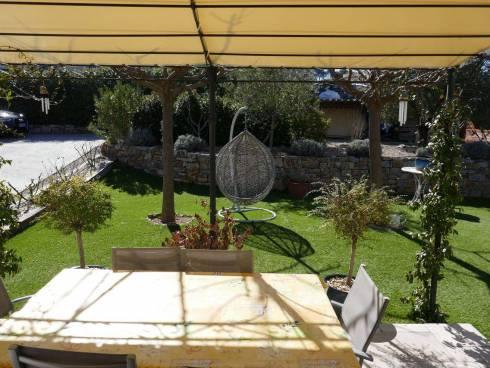 Villa,f4 avec Jardin et Garage.