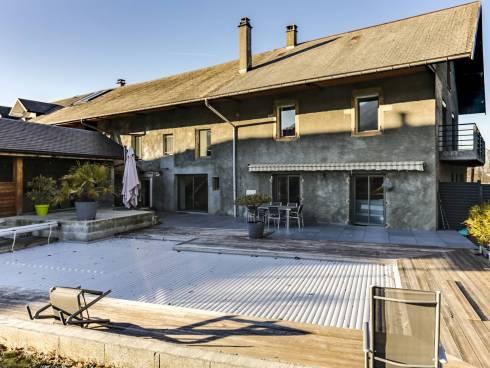 Chambéry, Corps de ferme entièrement rénové