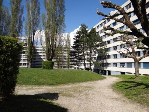 Seyssinet Pariset Appartement T3 de 67 m² à rénover