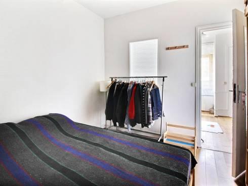 Paris, bel appartement atypique dans le 18ème