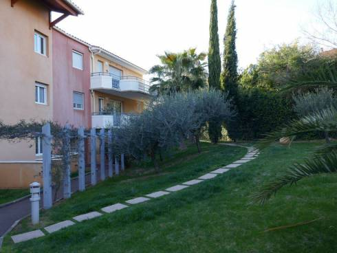 Appartement f3 et Garage, Draguignan,Viager Libre
