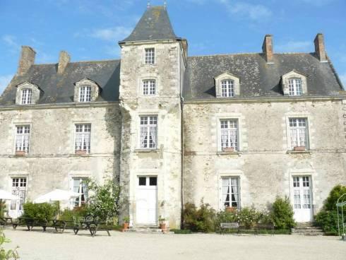 Château proche de NANTES