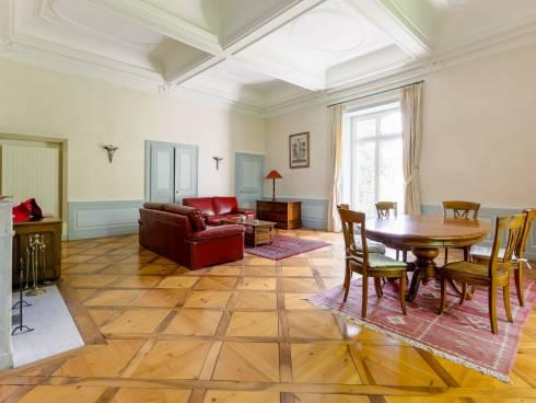 Chambéry centre, appartement de 164 m² dans une belle demeure