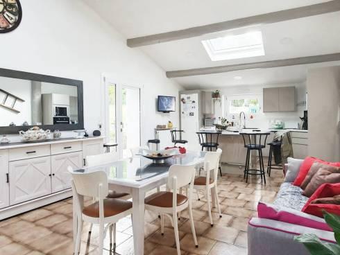 Maison Chaponost de 165 m² avec beau jardin