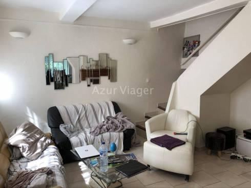 Viager LIBRE par Perception de Loyers (750€/mois) - Maison F3 + Studio + Dépendances