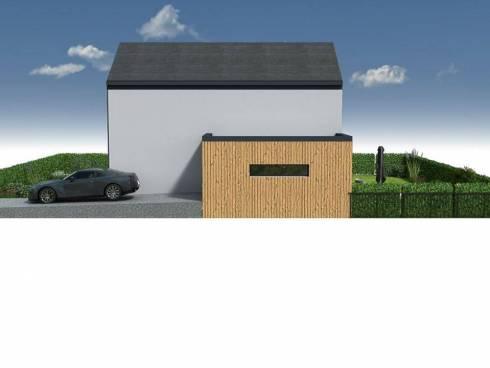 Le Hameau du Moulin, réalisation de 7 maisons individuelles