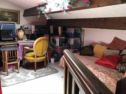 Appartement F3 à PORT FREJUS II + Combles aménagées + 2 Terrasses + PK - Vue Canal