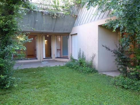 Echirolles, bel appartement en rez de jardin