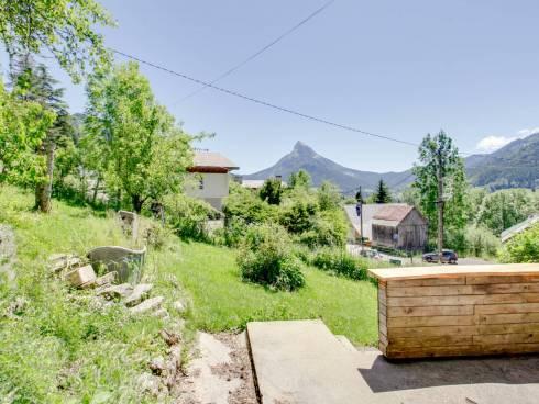 Saint Pierre de Chartreuse, maison de 70 m²