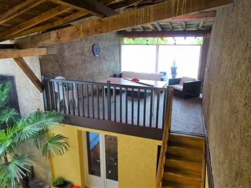 Messimy sur Saône, maison de village 85 m²