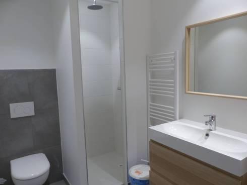 Appartement intégralement rénové type 4