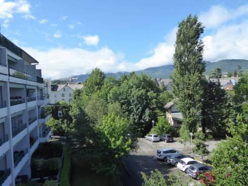 Challes les Eaux, très bel appartement 77m² duplex avec une terrasse de 60 m²