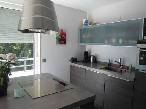 Challes les Eaux, très bel appartement duplex terrasse de 60 m²