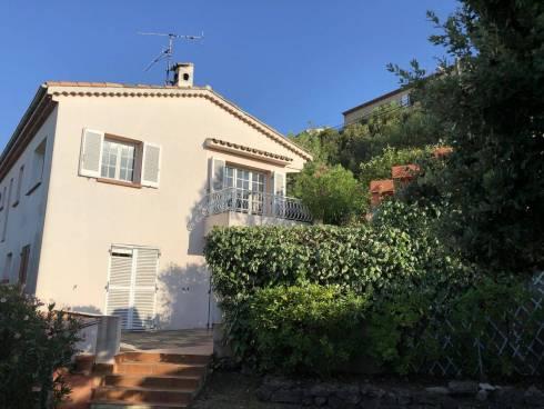 St Raphaël - Villa F5 sur Terrain 460m² - Vue Dominante - Secteur Château d'Eau