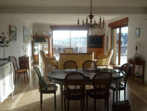 Villa vendue en viager occupé face port de La Trinité sur mer