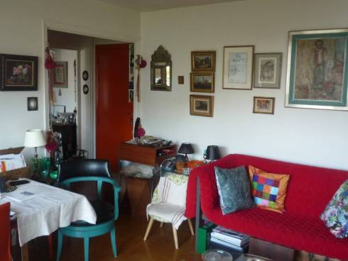 Appartement T2 viager occupé PARIS 20e Maraîchers