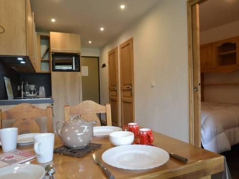 Appartement Les Menuires Reberty 1850 - Les Menuires SOLDANELLES