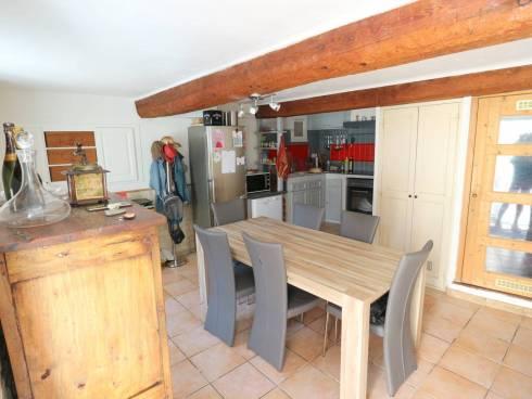 Maison de village Roquebrune