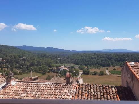 Grand duplex Callas - vue panoramique