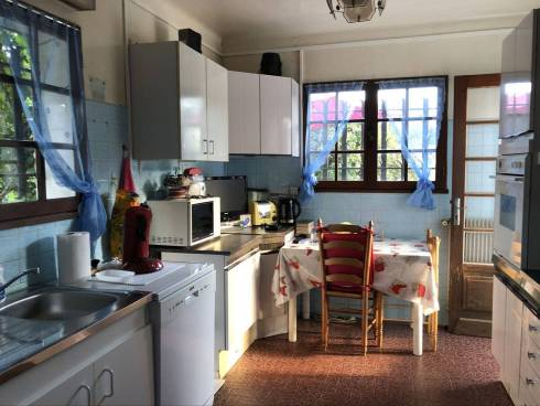 St Raphael - Maison F4 + Studio sur 470m² de Terrain