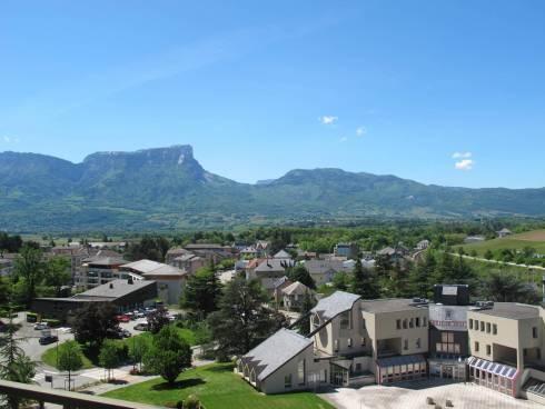 Montmélian Appartement T4 vue sur montagnes