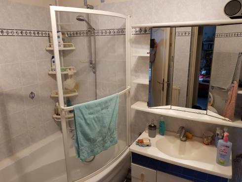 Echirolles Appartement T4 rénové en excellent état
