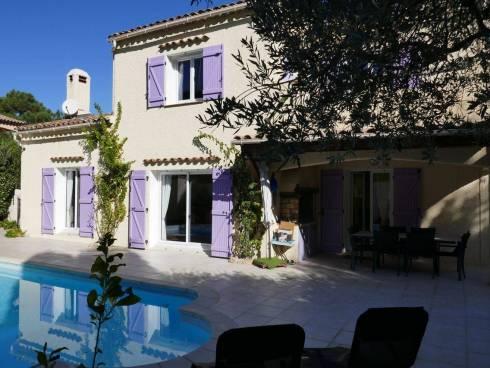 Villa f5 Saint Aygulf ,Vente à Terme Libre