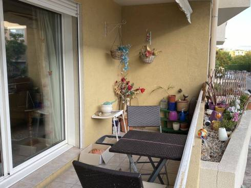 Appt F4 + Garage + Terrasse - Coeur de Ville de Draguignan