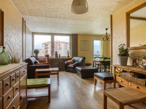 Appartement type 4 avec GARAGE