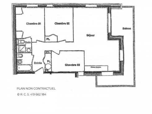 Appartement Saint-Martin-de-Belleville Le Bettaix - Saint-Martin-de-Belleville LES CHALETS DU DORON