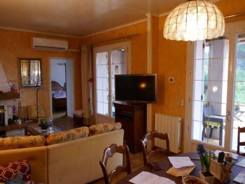 Villa f5 avec jardin,Bord de Mer,Ste Maxime,Viager Occupé ,Mr de 79 ans