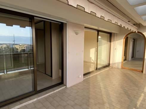 Appt F2 + Garage et Terrasse VUE MER - Palm BEACH