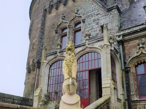 Appartement dans un château à MISSSILLIAC