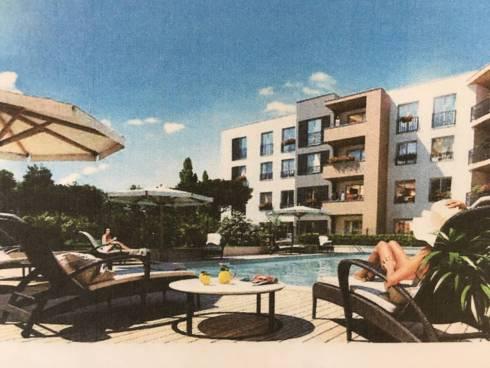 Appartement dans résidence récente avec piscine