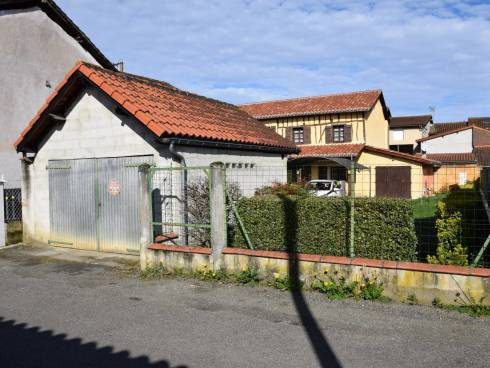 Maison de village rénovée - Viager occupé