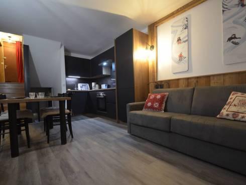 Appartement Les Menuires Brelin - Les Menuires DANCHET