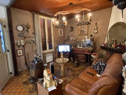 Maison T3 + Studio sur 400m² de Terrain