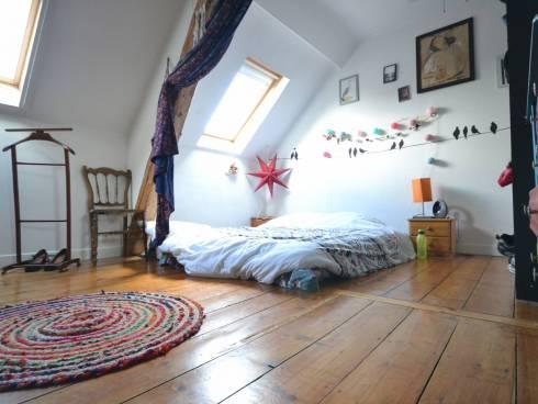 Maison 2 chambres, jardin