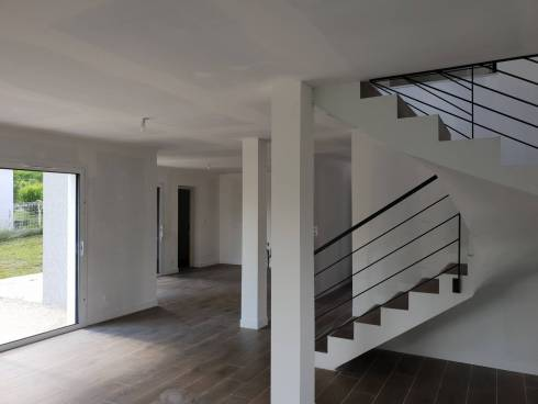 Montbonnot Saint Martin, belle maison contemporaine