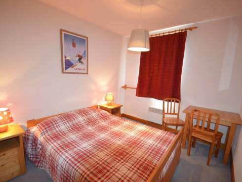 Appartement Saint-Martin-de-Belleville Centre - Saint-Martin-de-Belleville BALCONS DE TOUGNETTE