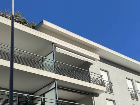 Residence SEA SIDE - Appt F3 avec terrasse et GARAGE double - VUE MER