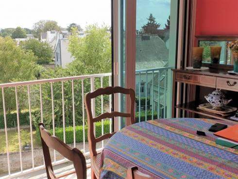 Bel appartement T4 très lumineux en viager occupé à  VANNES