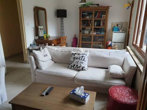 Renage, maison de 110 m² et dépendance de 70 m²