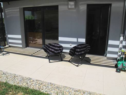 Jacob Bellecombette, appartement rez de jardin T4 terrasse