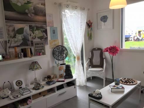 Maison de 2015 de plain-pied en Viager Occupé PLOBANNALEC-LESCONIL